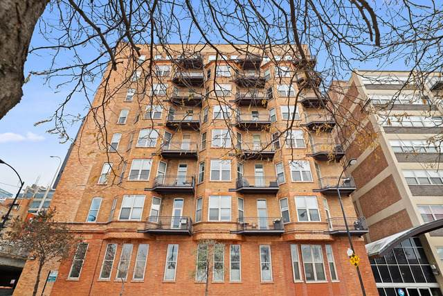 500 S Clinton Street #433, Chicago, IL 60607 (MLS #10737810) :: Property Consultants Realty