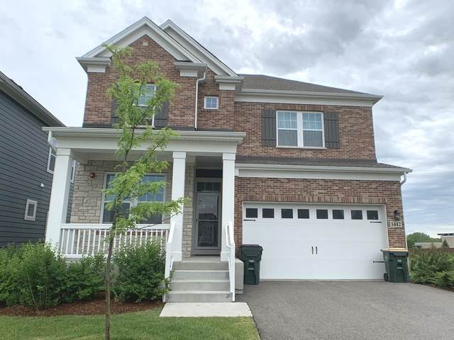 1442 Somerset Place, Barrington, IL 60010 (MLS #10737819) :: Ryan Dallas Real Estate