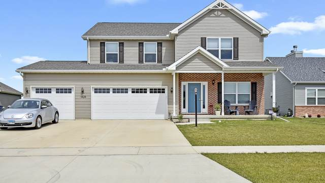1424 Fieldstone Drive, Savoy, IL 61874 (MLS #10737889) :: Littlefield Group