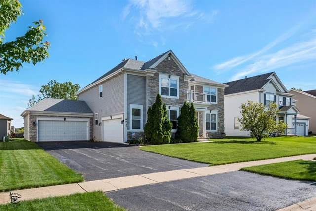 673 Vista Drive, Oswego, IL 60543 (MLS #10737921) :: O'Neil Property Group