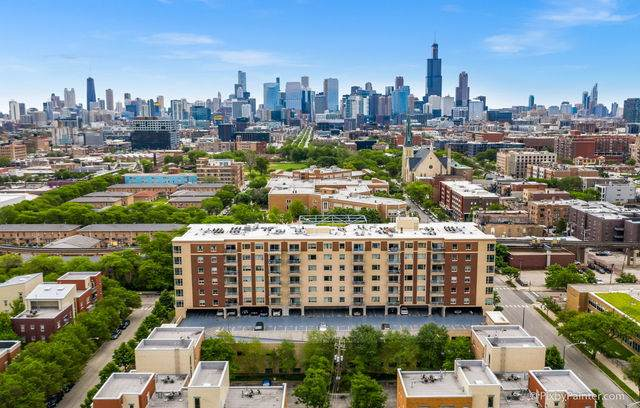 100 N Hermitage Avenue #501, Chicago, IL 60612 (MLS #10737999) :: Property Consultants Realty