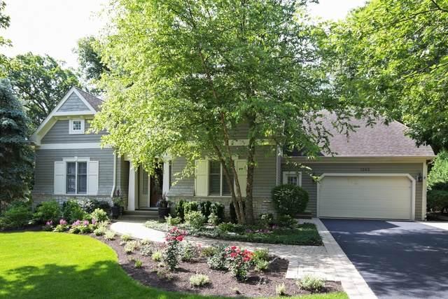 1345 Ridgewood Drive, Northbrook, IL 60062 (MLS #10738073) :: The Mattz Mega Group