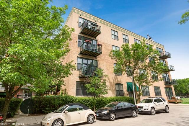 2512 N Bosworth Avenue #407, Chicago, IL 60614 (MLS #10738120) :: Property Consultants Realty