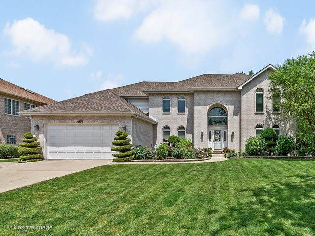 460 Ford Lane, Bartlett, IL 60103 (MLS #10738125) :: Property Consultants Realty