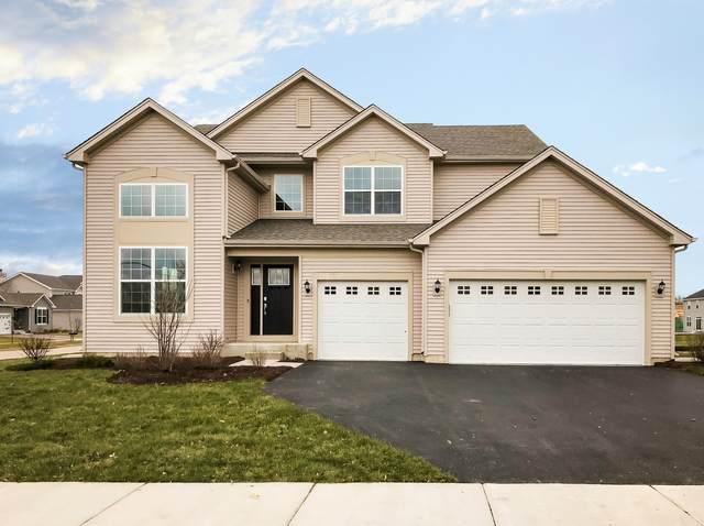 2121 Hartfield Avenue, Yorkville, IL 60560 (MLS #10738158) :: O'Neil Property Group