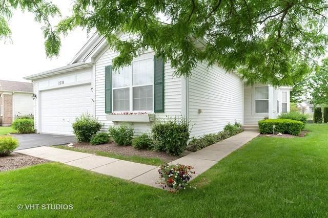 2318 Carillon Drive, Grayslake, IL 60030 (MLS #10738223) :: John Lyons Real Estate