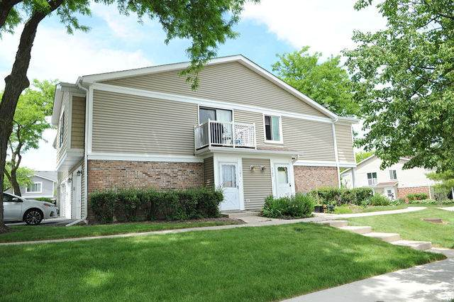 1101 Eisenhower Court #1101, Vernon Hills, IL 60061 (MLS #10738267) :: John Lyons Real Estate