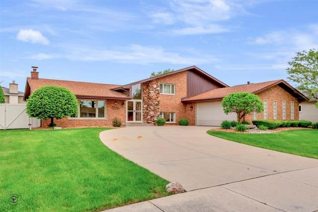 7814 Palm Drive, Orland Park, IL 60462 (MLS #10738296) :: Century 21 Affiliated