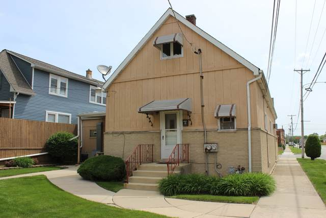 14346 S Mckinley Avenue, Posen, IL 60469 (MLS #10738323) :: The Wexler Group at Keller Williams Preferred Realty