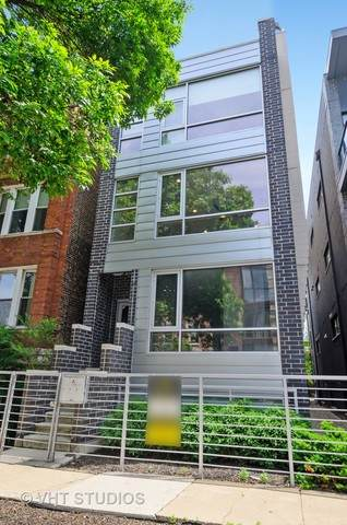 879 N Marshfield Avenue #2, Chicago, IL 60622 (MLS #10738365) :: Property Consultants Realty
