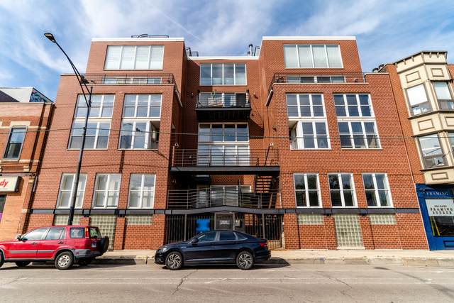 1705 N Clybourn Avenue F, Chicago, IL 60614 (MLS #10738420) :: Property Consultants Realty