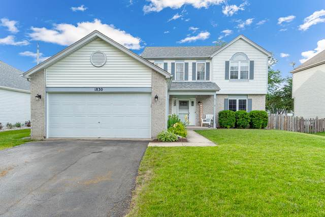 1830 Pebblestone Drive, Romeoville, IL 60446 (MLS #10738456) :: O'Neil Property Group