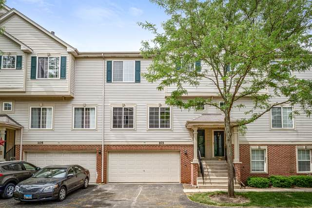103 Monarch Drive, Streamwood, IL 60107 (MLS #10738602) :: Property Consultants Realty