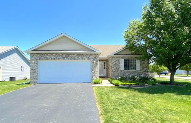 705 Blackhawk Drive, Braidwood, IL 60408 (MLS #10738642) :: Property Consultants Realty