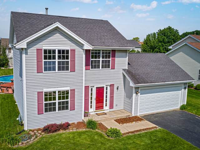 814 Seven Hickory Road, Byron, IL 61010 (MLS #10738949) :: Property Consultants Realty