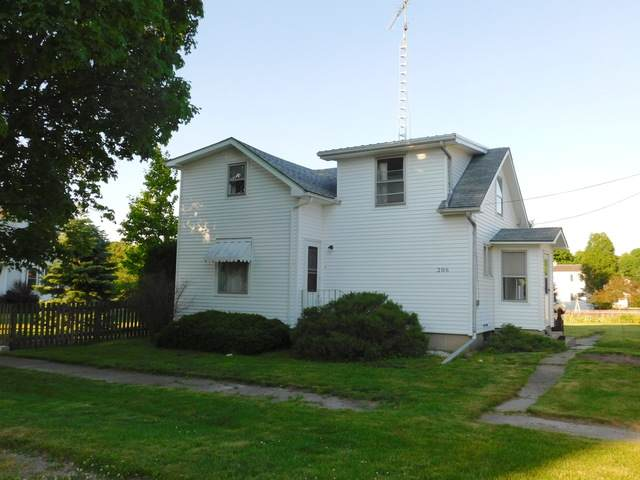 206 N Nokomis Street, Shabbona, IL 60550 (MLS #10738969) :: John Lyons Real Estate