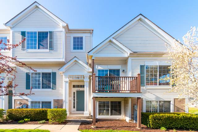 121 Enclave Circle B, Bolingbrook, IL 60440 (MLS #10739087) :: Littlefield Group