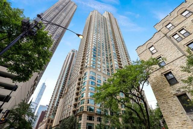 25 E Superior Street #3801, Chicago, IL 60611 (MLS #10739185) :: Angela Walker Homes Real Estate Group