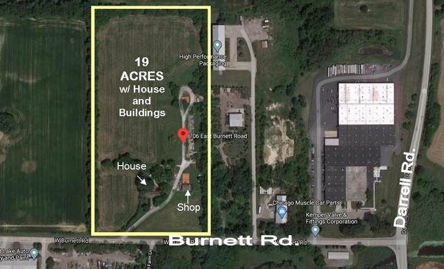 706 Burnett Road, Island Lake, IL 60042 (MLS #10739287) :: Property Consultants Realty