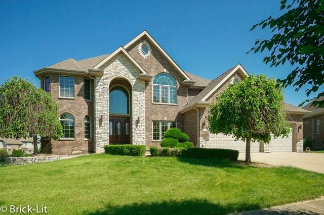 8663 Cullen Drive, Frankfort, IL 60423 (MLS #10739371) :: John Lyons Real Estate
