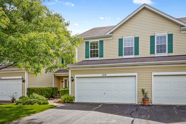 912 Moultrie Court, Naperville, IL 60563 (MLS #10739433) :: Property Consultants Realty