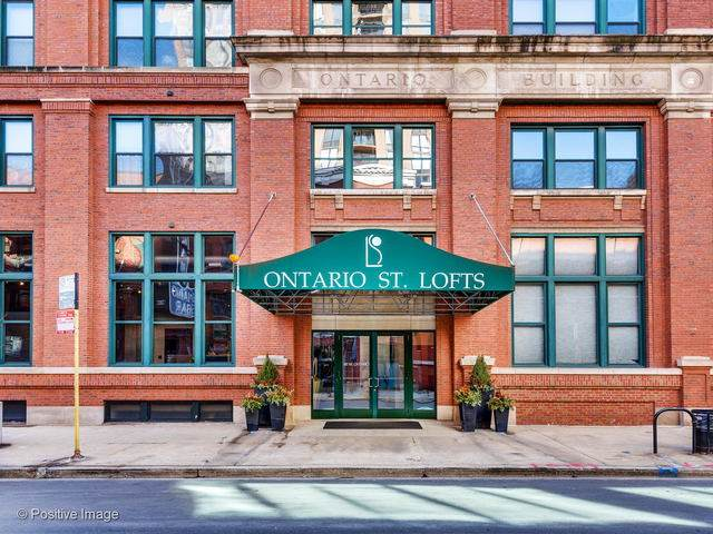 411 W Ontario Street #328, Chicago, IL 60654 (MLS #10739441) :: Property Consultants Realty
