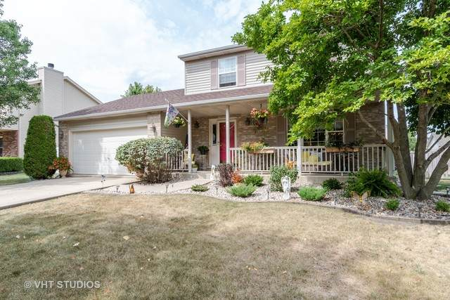 5301 Oakbrook Drive, Plainfield, IL 60586 (MLS #10739596) :: Touchstone Group