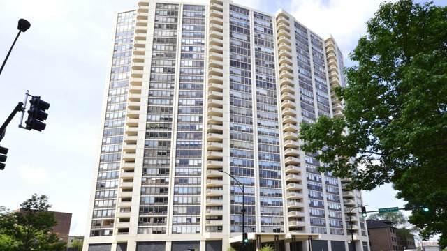3930 N Pine Grove Avenue #1203, Chicago, IL 60613 (MLS #10739605) :: John Lyons Real Estate