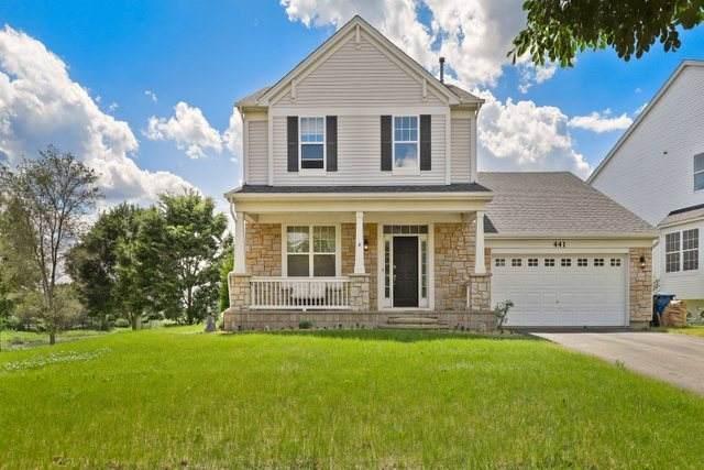 441 Horizon Drive W, St. Charles, IL 60175 (MLS #10739664) :: John Lyons Real Estate