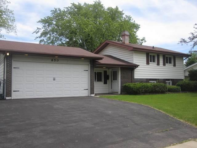 650 W Berkley Lane, Hoffman Estates, IL 60169 (MLS #10739996) :: Angela Walker Homes Real Estate Group