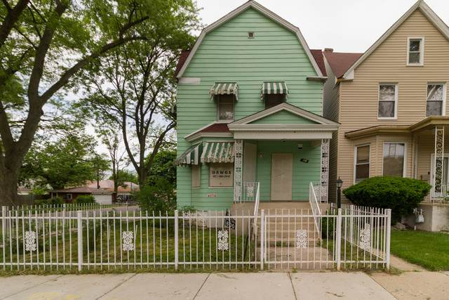 600 E 92nd Place, Chicago, IL 60619 (MLS #10740428) :: The Mattz Mega Group