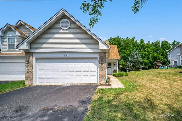 453 Prairieview Drive, Oswego, IL 60543 (MLS #10740498) :: John Lyons Real Estate