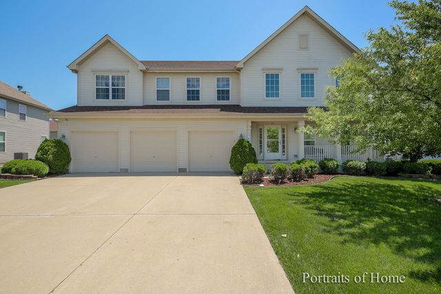 411 Kingfisher Road, Bartlett, IL 60103 (MLS #10740507) :: Angela Walker Homes Real Estate Group