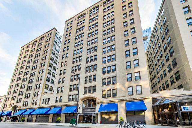 740 S Federal Street #504, Chicago, IL 60605 (MLS #10740522) :: Property Consultants Realty