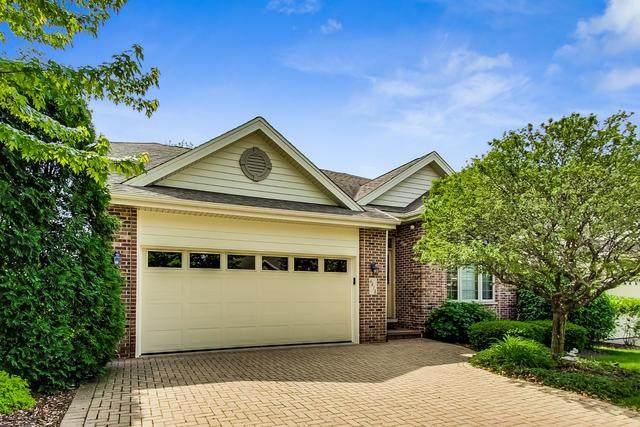 6418 Emerald Court, Willowbrook, IL 60527 (MLS #10740630) :: Littlefield Group