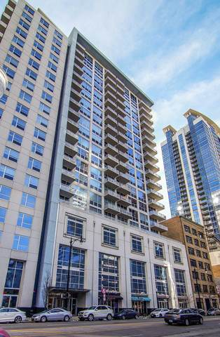 1305 S Michigan Avenue #810, Chicago, IL 60605 (MLS #10740953) :: Property Consultants Realty