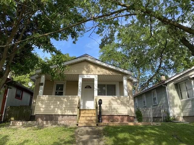3019 Chicago Road, South Chicago Heights, IL 60411 (MLS #10740972) :: John Lyons Real Estate