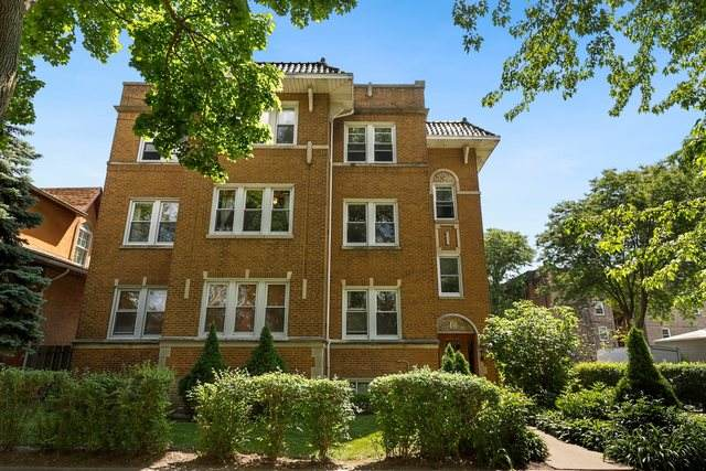 5027 N Bernard Street #2, Chicago, IL 60625 (MLS #10741433) :: Property Consultants Realty