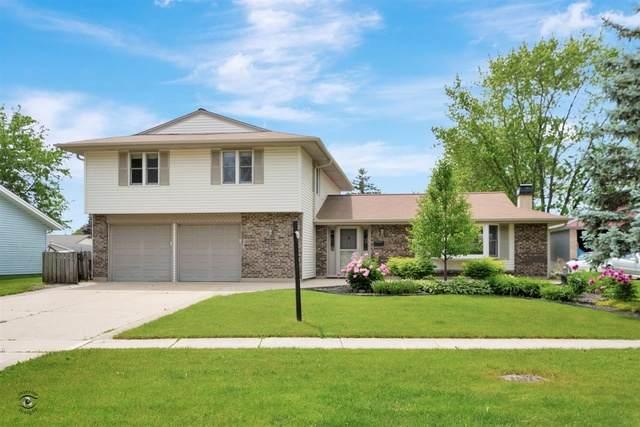 516 S Walnut Lane, Schaumburg, IL 60193 (MLS #10741572) :: Ani Real Estate