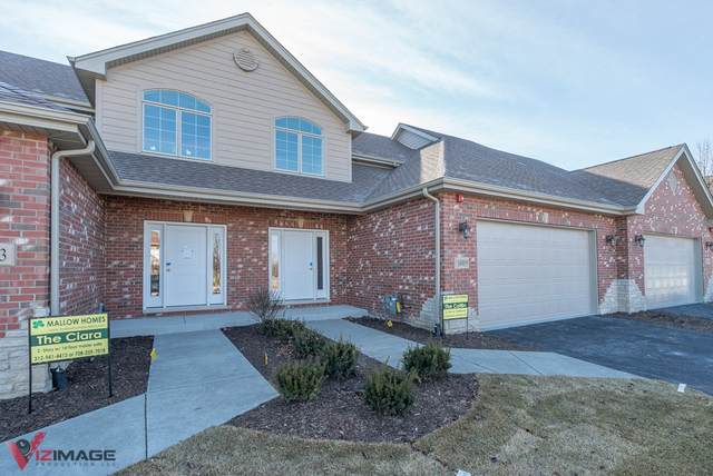 14922 S Preserve Drive, Lockport, IL 60441 (MLS #10741675) :: Littlefield Group