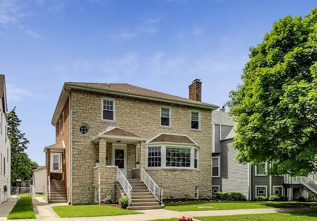3532 N Whipple Street, Chicago, IL 60618 (MLS #10741930) :: Property Consultants Realty