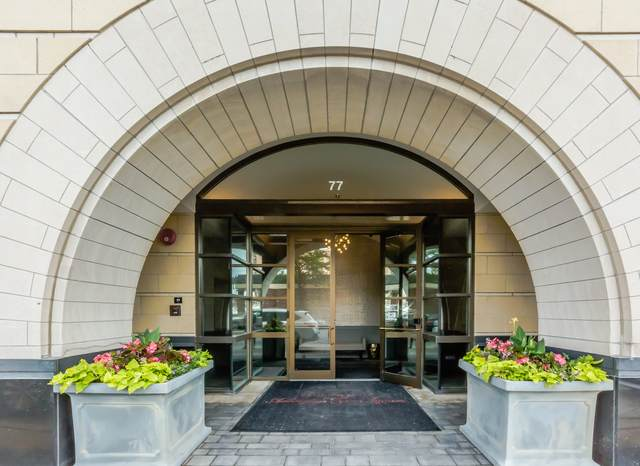 77 S Evergreen Avenue #608, Arlington Heights, IL 60005 (MLS #10742111) :: Property Consultants Realty