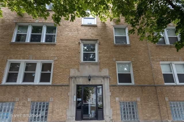4016 N Monticello Avenue #2, Chicago, IL 60618 (MLS #10742373) :: John Lyons Real Estate