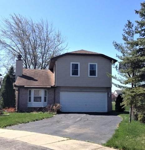 1344 Charger Court, Carol Stream, IL 60188 (MLS #10742923) :: Property Consultants Realty