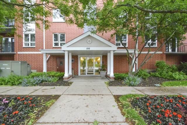 100 N Milwaukee Avenue #204, Wheeling, IL 60090 (MLS #10743133) :: The Wexler Group at Keller Williams Preferred Realty