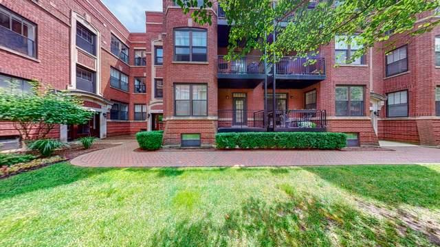 2705 N Mildred Avenue 1C, Chicago, IL 60614 (MLS #10743186) :: Helen Oliveri Real Estate