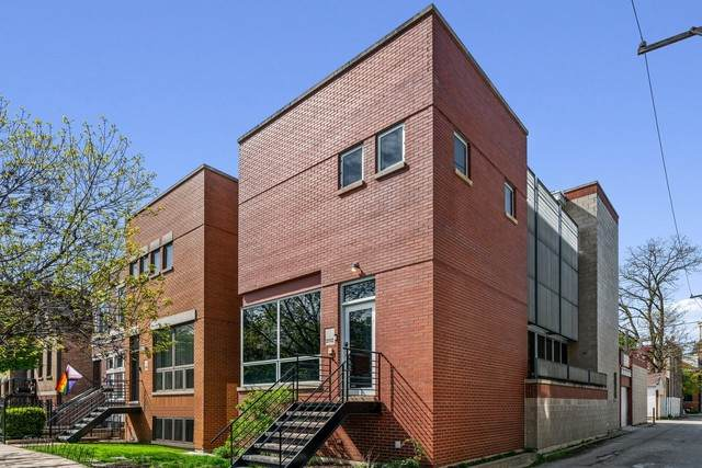 2112 W Charleston Street, Chicago, IL 60647 (MLS #10743318) :: Property Consultants Realty