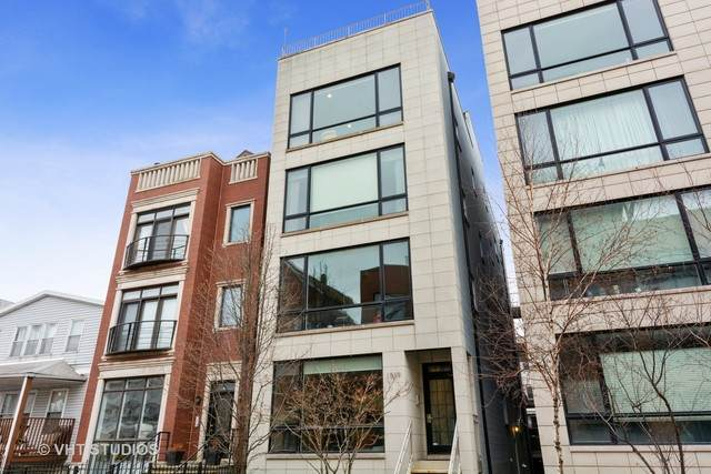 1519 W Fry Street #1, Chicago, IL 60642 (MLS #10743373) :: Property Consultants Realty