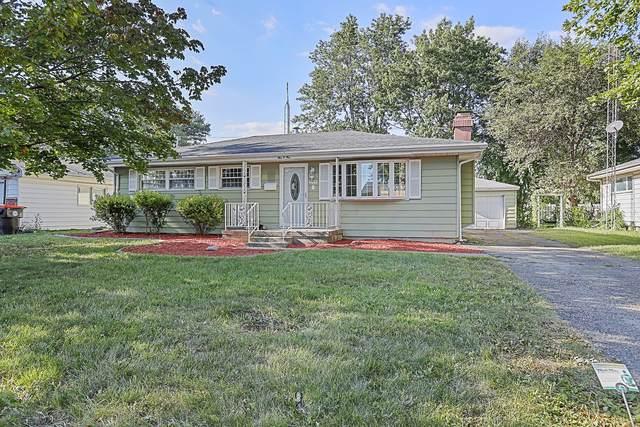 504 Broadmeadow Road, Rantoul, IL 61866 (MLS #10743380) :: Ryan Dallas Real Estate