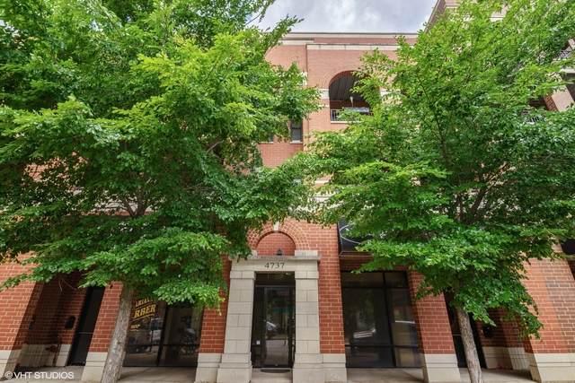4737 N Clark Street 3S, Chicago, IL 60640 (MLS #10743711) :: John Lyons Real Estate